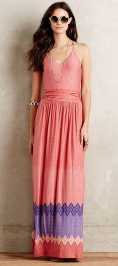 Sunfall Maxi Dress