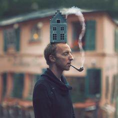 Dreamscape Photography by Vincent Bourilhon