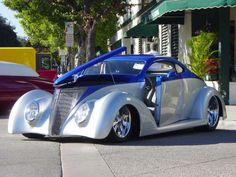 Nice 1937 Ford coupe hot rod ,....The Ford line of cars was updated in 1937 with one major change — the introduction of an entry-level 136 ...
