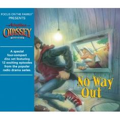 No Way Out (Adventures in Odyssey) #42