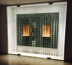 luxury wine cellar with glass doors