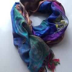 Color me happy Pocket scarf - She Rocks A Bun Happy Show, Great Coffee, Rocks, Color, Beautiful, Collection, Fashion, Moda, Fashion Styles