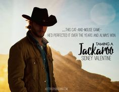 Taming A Jackaroo Cover Reveal @SidneyAuthor