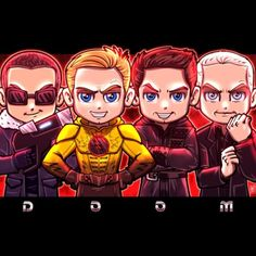 "14.6k Likes, 69 Comments - lordmesa-art (@lord_mesa) on Instagram: """"We Are Legion"" ❄️⚡️ @realmattletscher @johnscotbarrowman @wentworthmilleractorauthor…"""
