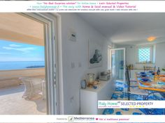 Formia villa rental - Unit 2