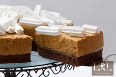 Lucía Ruiz Luque - Cosas Ricas: Torta mousse de dulce de leche