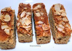 A quiet start to the morning. Honey Almonds, Roasted Almonds, Honey Glaze, Banana Bread, Coffee, Breakfast, Sweet, Desserts, Blog