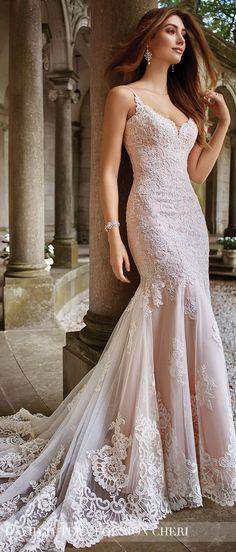 Bridal Gowns David Tutera for Mon Cheri Kula Bridal Gown Image 1 David Bridal  Wedding Dresses e10ba3302207