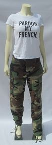Army Camo Pants (Medium) available at ImperfectConcepts.com