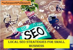 {#EllipsesoftTechSupport} #SEOSupport Develop Local SEO Plans For #SmallBusinesses Call Toll Free:1-888-333-9003