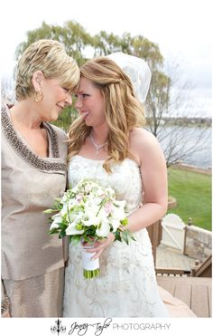Jenny Taylor Wedding Photography Barrington   Mother and Daughter on your Wedding Day