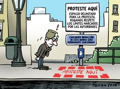 Proteste aquí
