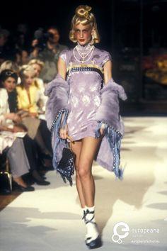 Christian Dior, Autumn-Winter 1997, Womenswear