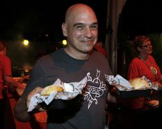 Michael Symon, Iron Chef