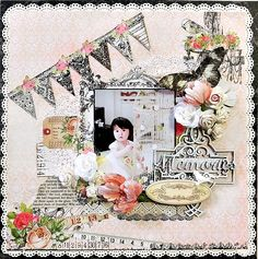 memories - My Creative Scarp Book May LImited Edition Kit