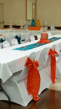 Miami Dolphins guest tables