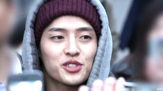 Kang Haneul, Kdrama, Winter Hats, Beanie, Face, The Face, Beanies, Faces, Facial