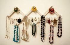 Porta collane semplice