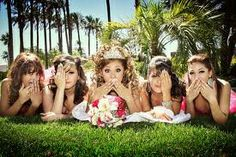 Cute picture to do with Bridesmaids <3