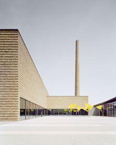 Visitors and customer center / Reichel Schlaier Architekten - Winnenden, Germany