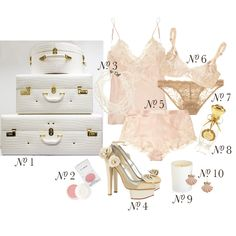 Honeymoon packing list for a Paris honeymoon, from {this is glamorous}