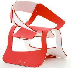 Flat-Pack Magic: Ten Amazing Folding Chairs   Co.Design   business + design