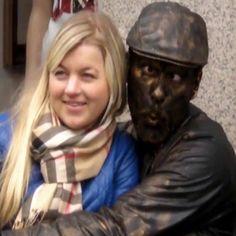 The Drunk Bandits  Living Statues http://ift.tt/2bm6Ixg