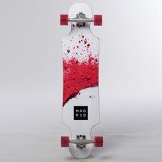 Madrid Complete 2013 Pulver Red | Boardshop.no