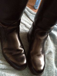 How to Clean and Polish Riding Boots