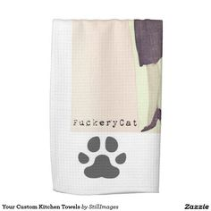 Your Custom Kitchen Towels