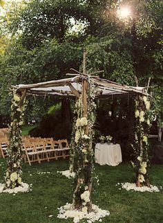 Backyard Weddings Never Looked So Good - Inspired By This
