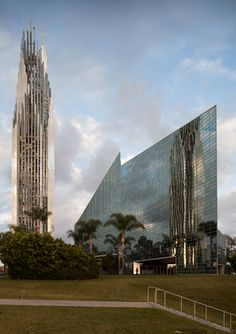 Crystal Cathedral By Philip Johnson And John Burgee - Photo By Robin Hill © (5) #architecture ☮k☮