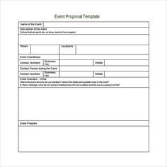 Pin By Pragya Neupane On Sample    Event Proposal