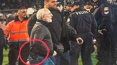 Με όπλο στο γήπεδο ο Ιβάν Σαββίδης! Το ντέρμπι διακόπηκε (φωτό & vid): Το γύρο του κόσμου κάνουν ήδη τα επεισόδια στο ντέρμπι ΠΑΟΚ – ΑΕΚ,…