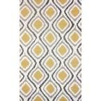 Matthieu Sunflower 8 ft. 6 in. x 11 ft. 6 in. Area Rug