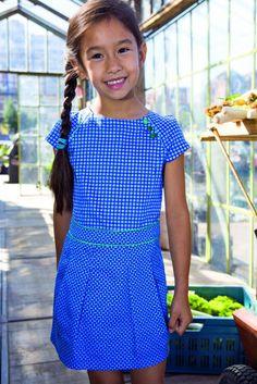 Meisjes - Dossier: Communie- en lentefeest - Communiekleding voor meisjes - Libelle