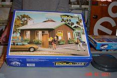 Pola G scale 1:22 1:25 Post Office Kit Train #933 #Pola Office Kit, Post Office, Model Car, Model Kits, Car Parts For Sale, Ohio, Scale, The Unit, Train