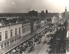 Posted on the Museum Association of Waco's website.  A great picture of a bustling Waco.