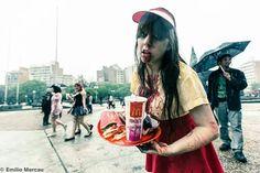 #zombie #mc #waitress #misscocoa