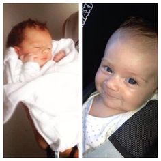 Hes gotten so big!! (Theo) CUTEST BABY EVER AWW HES SO ADORABLE I CANT. YES I AM FANGIRLING OVER A BABY OKAY AWWWW