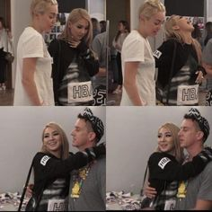 2NE1's CL Shares Candid Photos Taken With Miley Cyrus & Jeremy Scott - http://imkpop.com/2ne1s-cl-shares-candid-photos-taken-with-miley-cyrus-jeremy-scott/