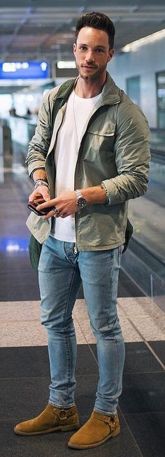 11 Beyond Cool Outfit Ideas You Can Steal From This Street Style God. – PS 1983 #MensFashionIdeas