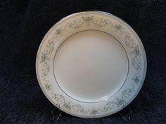 "Noritake Colburn Dinner Plate 10 1/2"" 6107 in Pottery & Glass, Pottery & China, China & Dinnerware | eBay"