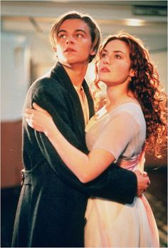 Titanic : Foto Kate Winslet, Leonardo DiCaprio