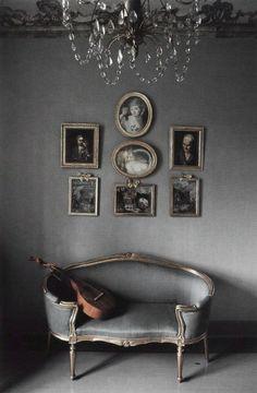 Classic Decor, Modern Classic, French Classic, Interior Minimalista, Interior Decorating, Interior Design, Interior Modern, Gray Interior, Classic Interior