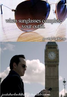 Just Girly Things Sherlock Parody