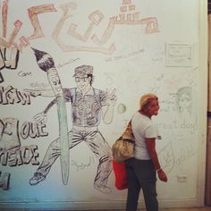 #cairo #contemporary #art #gallery #townhouse #leaveyourmark  - @mongoren   Webstagram