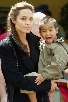 Ele cresceu! Veja como está Maddox, filho mais velho da Angelina Jolie