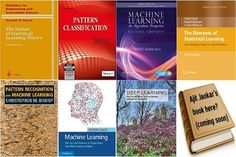 7 books to grasp mathematical foundations of data science and machine learning.