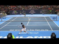 Nadal's Runaround Forehand
